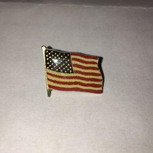 Accessories - American Flag USA Pride Pin